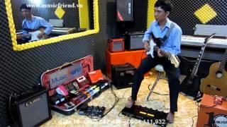 Boss GT 100 guitar cổ nhạc 3