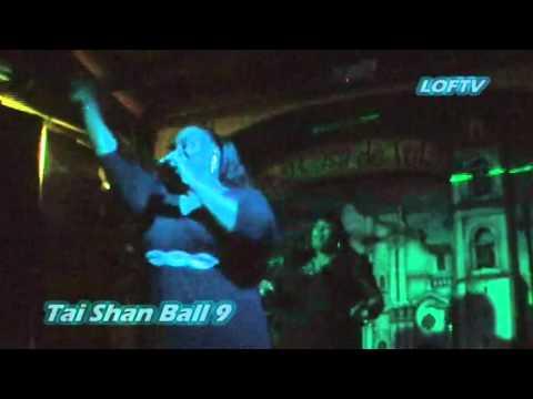 Evelyn Thomas at Tai Shan Ball #9