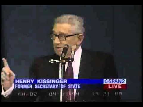 diplomacy henry kissinger Henry kissinger is served as secretary of state in the 1970s and played a crucial role not only in the nixon administration but the ford administration as.