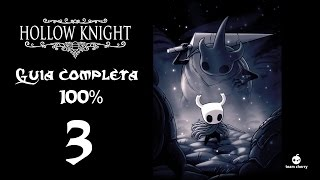 Hollow Knight #3 - Guia 100% - Queen´s station y Mantis claw - Gameplay español