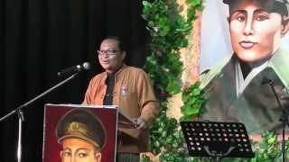 Literature Talk By Nyi Min Nyo _ 100th Anniversary of Bogyoke Aung San Event_Sydney  _2-5-2015