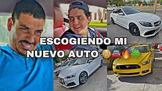 BUSCANDO MI NUEVO AUTO (MI REGALO DE NAVIDAD) | MARKITOS TOYS