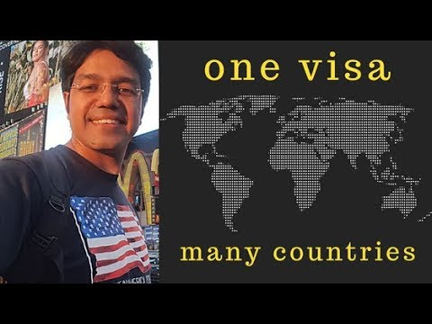 Visa-free Countries For Indians Having US Visa