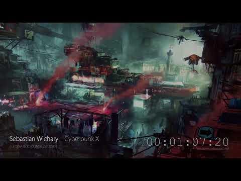 Sebastian Wichary - Cyberpunk  X  ( ULTIMATE X SOUNDS : STUDIO )