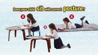 Sunperry Kids Ergonomic Study Desk (english Version)