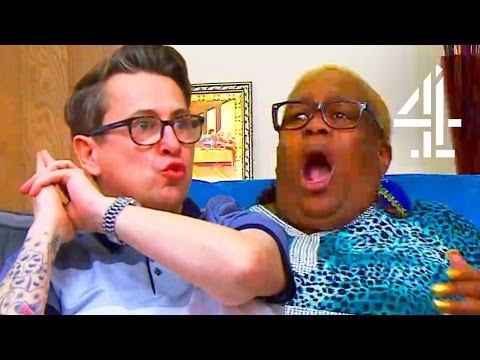 The Best of Gogglebox   Reactions To Trump