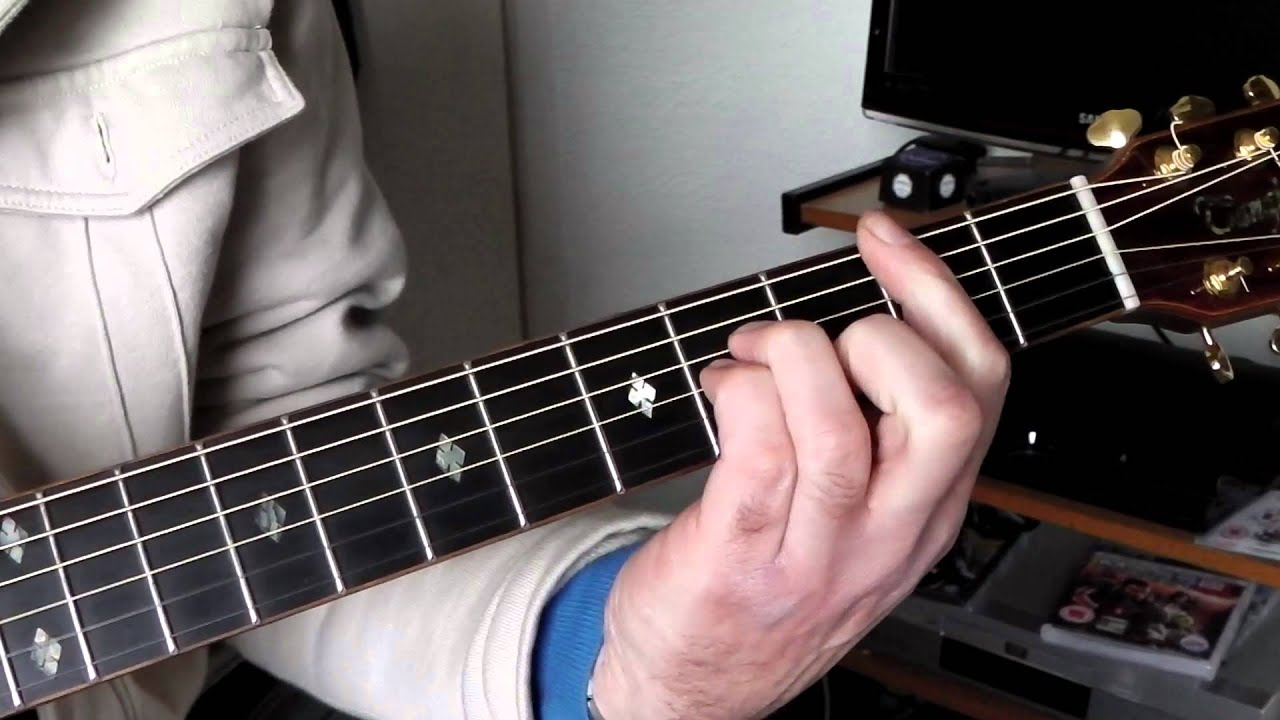 Play Bitter Creek By The Eagles Guitar Chords Youtube