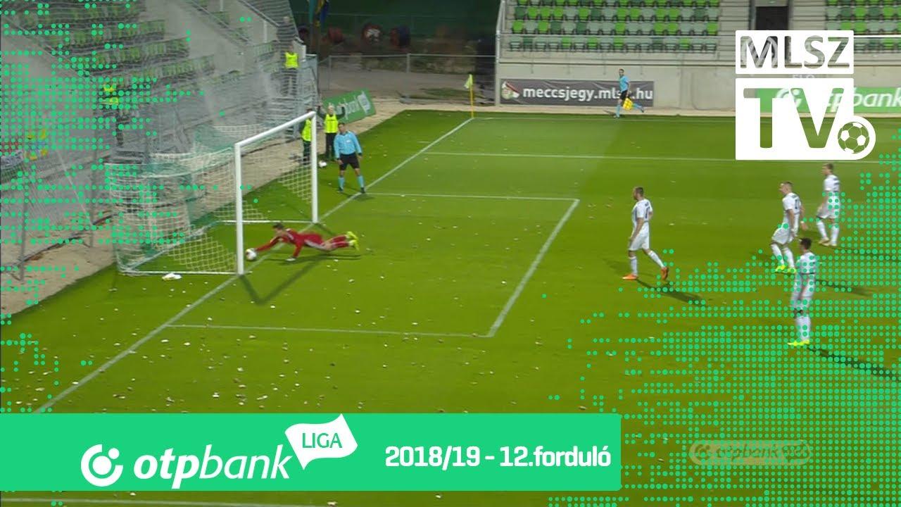 Paksi FC - Mezőkövesd Zsóry FC | 2-1 (1-0) | OTP Bank Liga | 12. forduló | 2018/2019