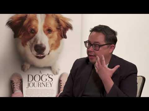 Dennis Quaid & Marg Helgenberger Interview: A Dog's Journey