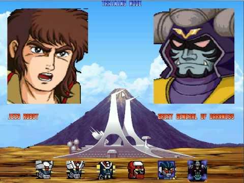 super robot wars PC GAME intro.avi
