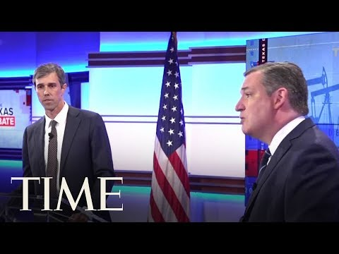 Beto O'Rourke Lays Into Ted Cruz During Texas Debate As He Tries To Gain Momentum In Polls | TIME