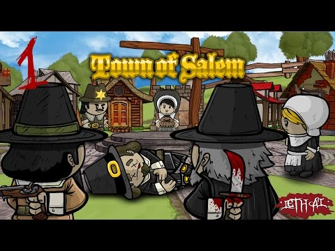I AM GODFATHER KRAIN! | TOWN OF SALEM