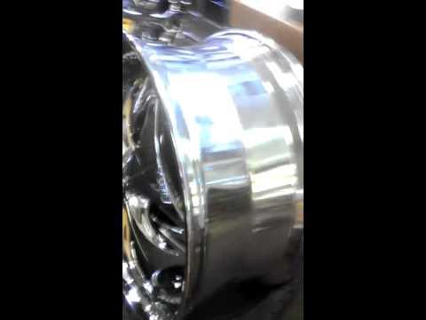 RollaRound customs wheels in tires greenville sc D