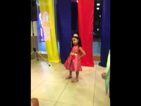BabyNicole Claire pictorial@ lil ms phil kuwait audition