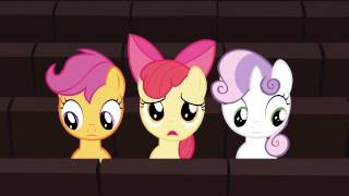 My Little Pony: FIM - Bad Seed, Babs Seed! (In Really Mean HD)