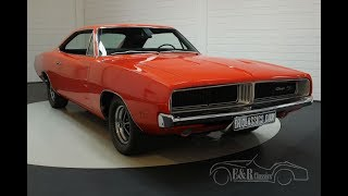 Dodge Charger R/T SE 1969 -VIDEO- www.ERclassics.com