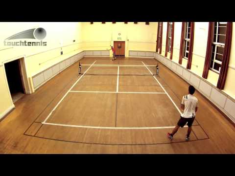 touchtennis Elliott Mould vs Simon Roberts Round Robin Babol