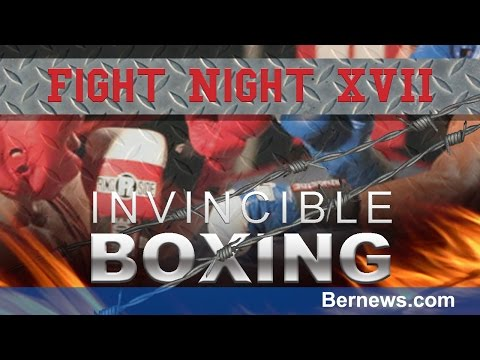 Bermuda Fight Night XVII, April 2015