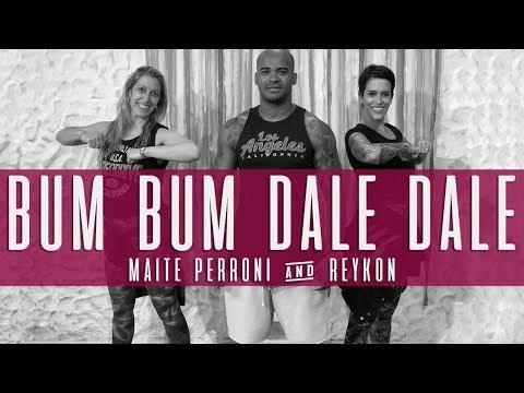 Maite Perroni & Reykon - Bum Bum Dale Dale - CHOREOGRAPHY DANCE VIDEO