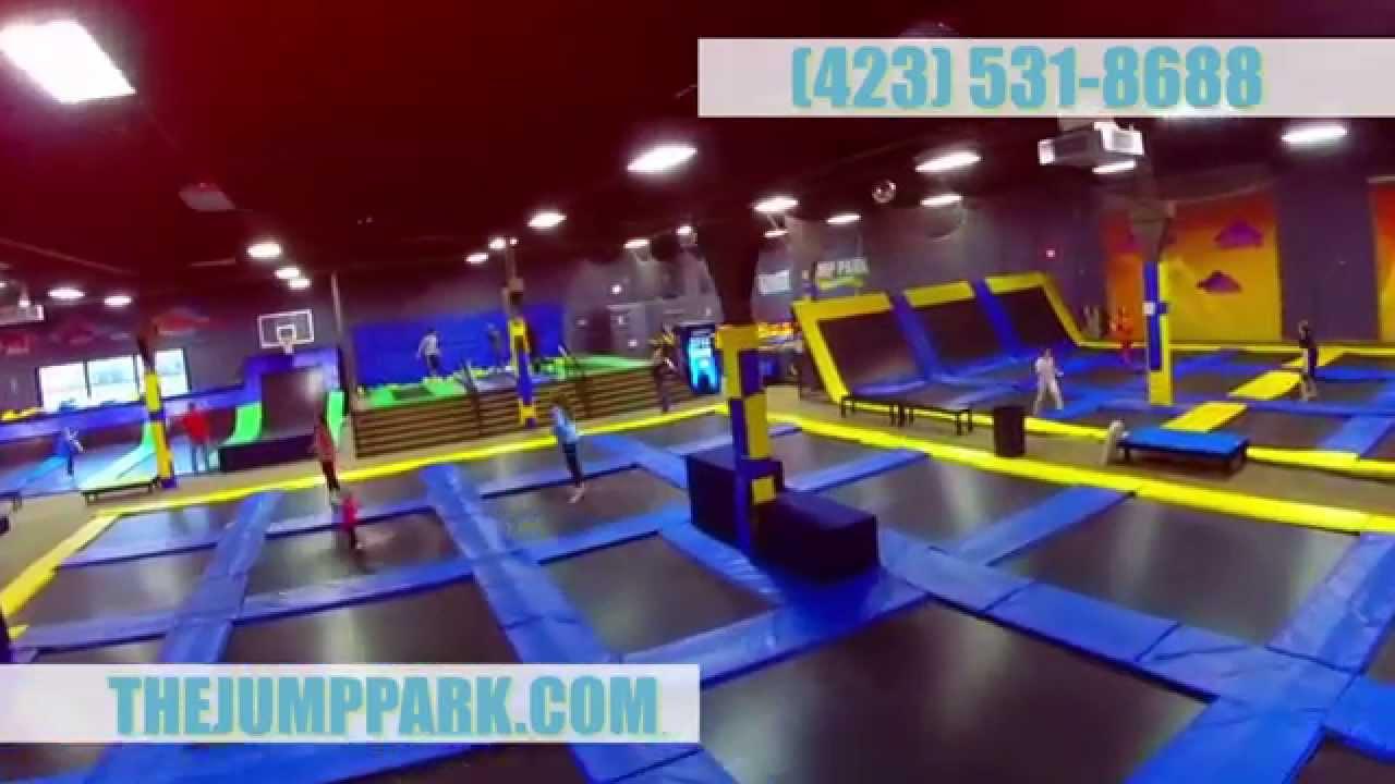 5de287d1e41 Jump Park Trampoline Center in Chattanooga