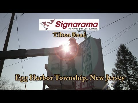SIGNARAMA in Egg Harbor Township The Go To Signmaker in Atlantic County