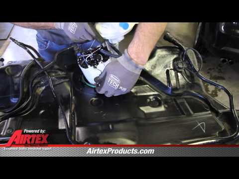 how to install fuel pump assembly e3819m in a 2009 2012