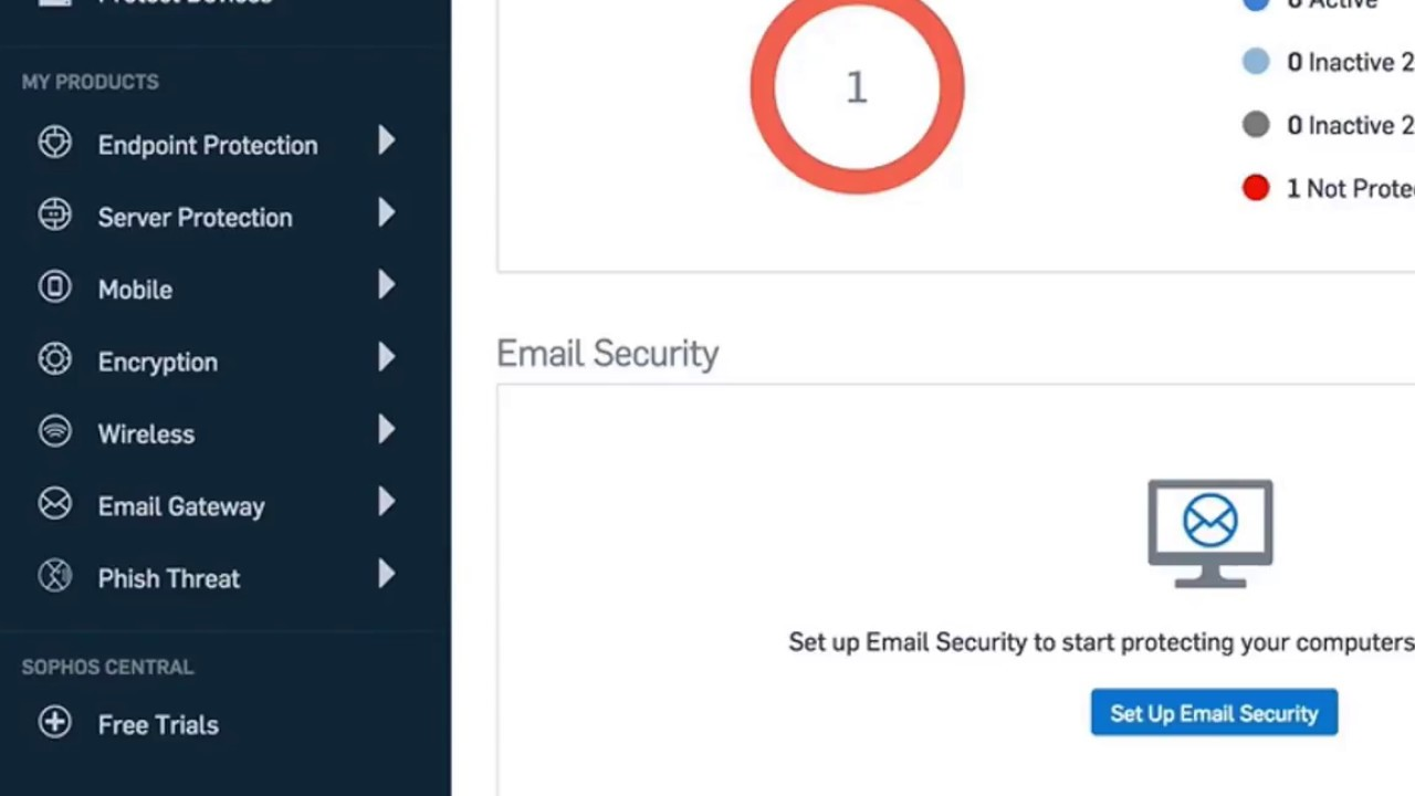 Sophos Central How-To: Getting Started With Intercept X and Endpoint  Advanced