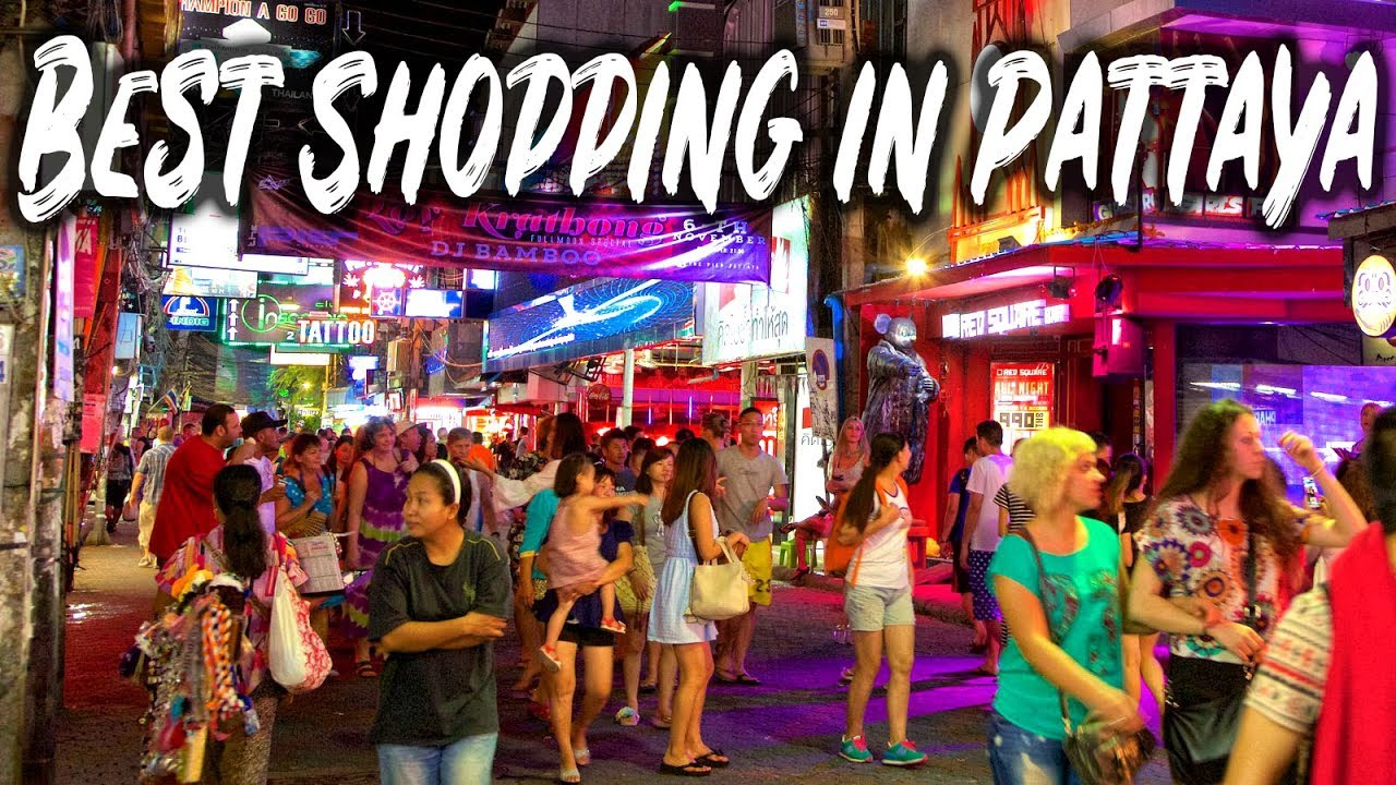 c356164e850 10 Best Shopping Places in Pattaya