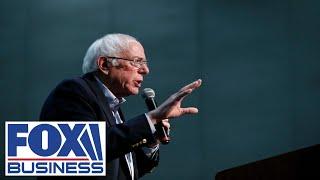 Bernie thinks Dem establishment is 'very nervous' about his campaign