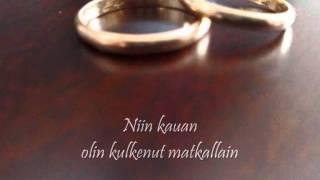 Erottamattomat - Taisto Tammi (lyrics)