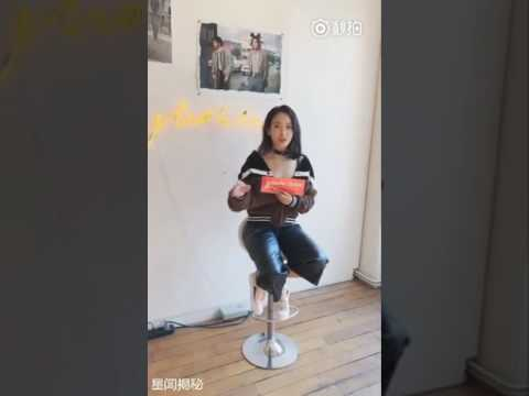 161001 Victoria - Marie Claire China Interview Live Streaming in Paris