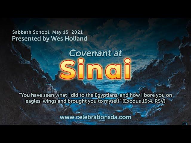 Covenant at Sinai