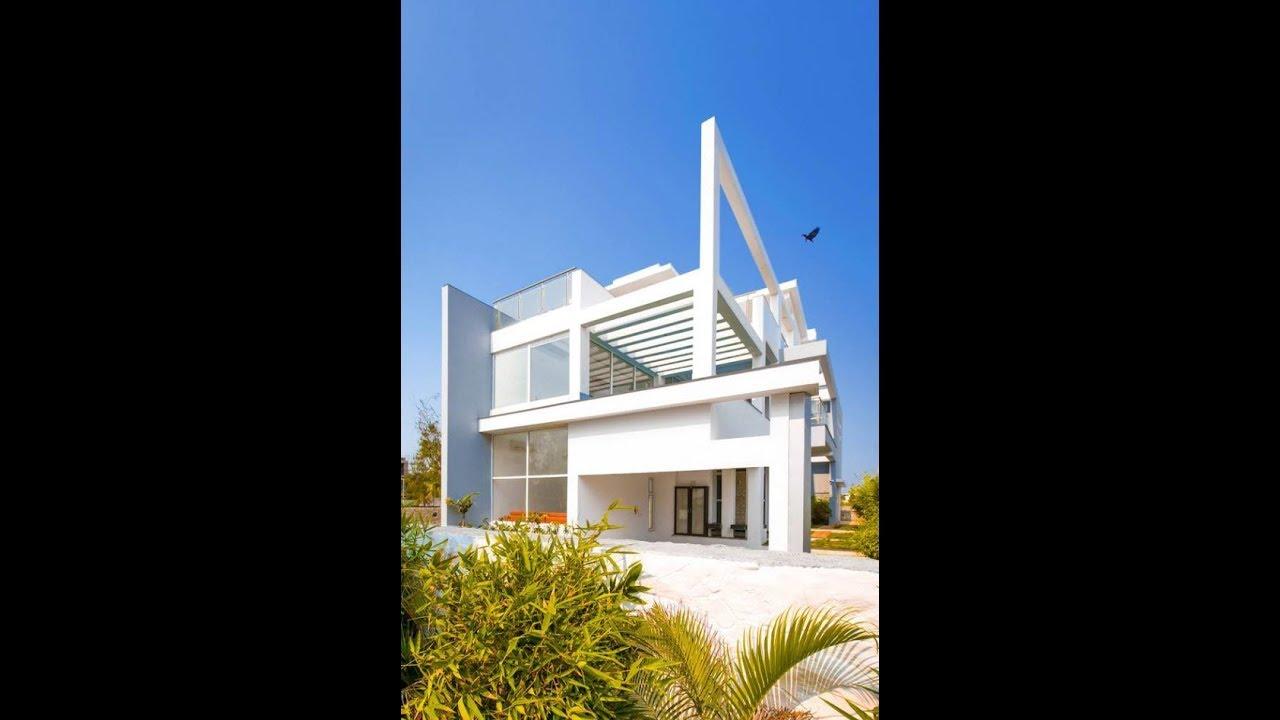 Dise os casas modernas de dos pisos youtube for Disenos de pisos para casas
