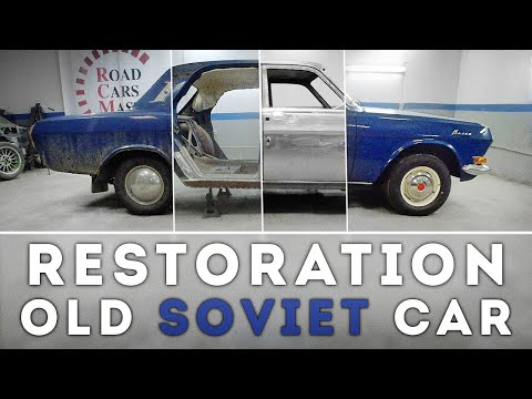 GAZ 24 Restoration