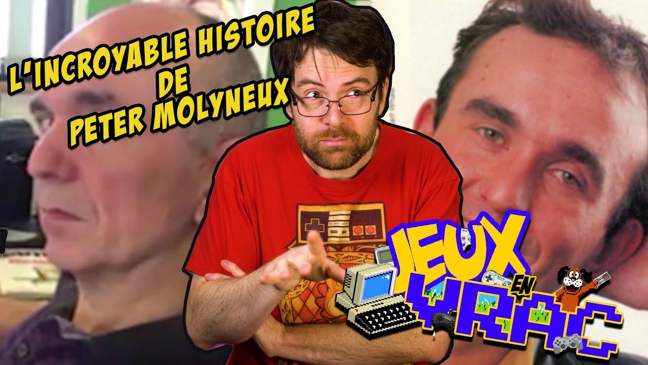 Download JEU EN VRAC (Spécial) - L'incroyable histoire de PETER MOLYNEUX