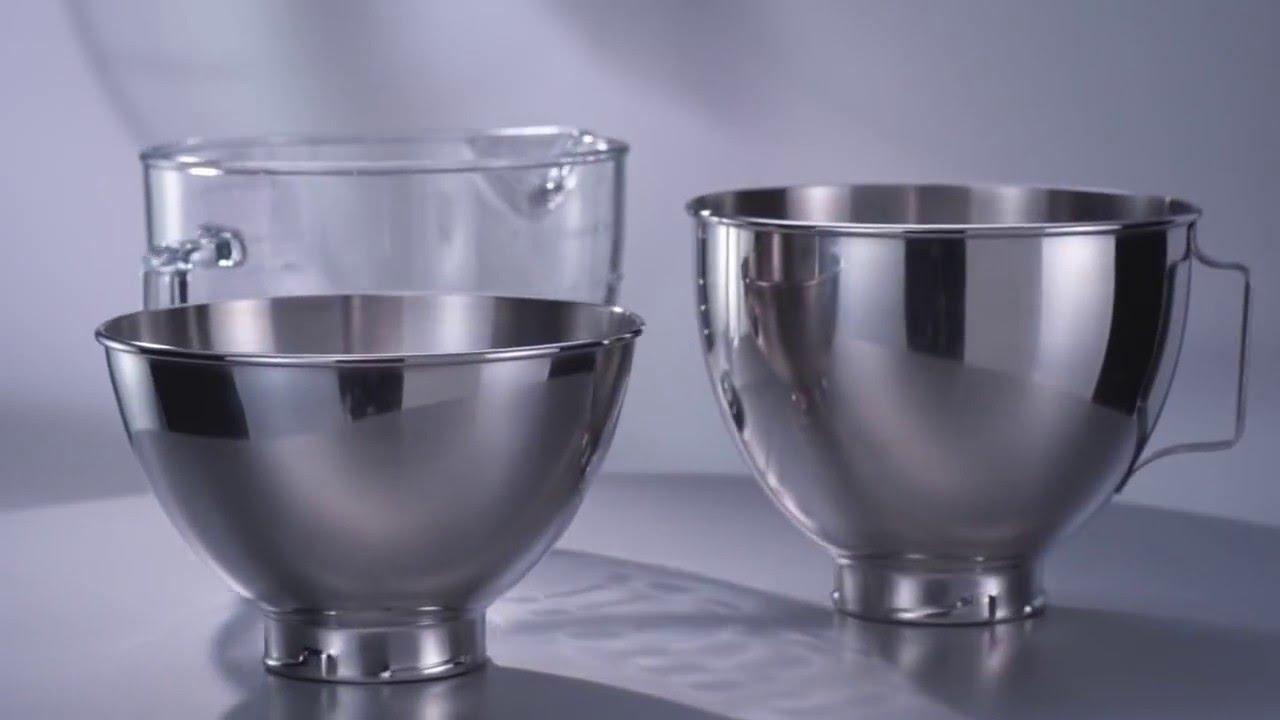 Kitchenaid Artisan Zubehor Optionale Zusatz Schusseln
