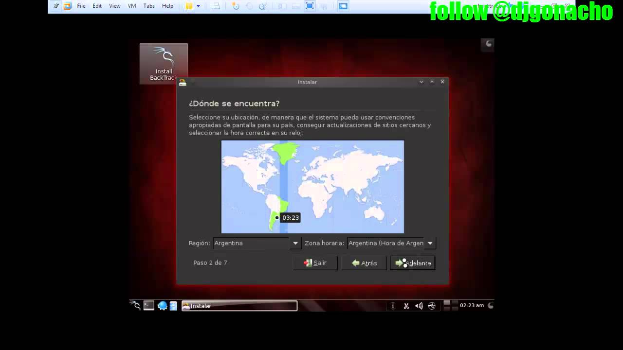 How to install kali linux in virtual machine step by step.
