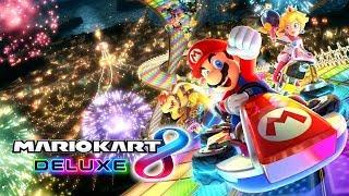 Jugando Mario Kart 8 Deluxe Con Suscriptores En Vivo Parte # 004