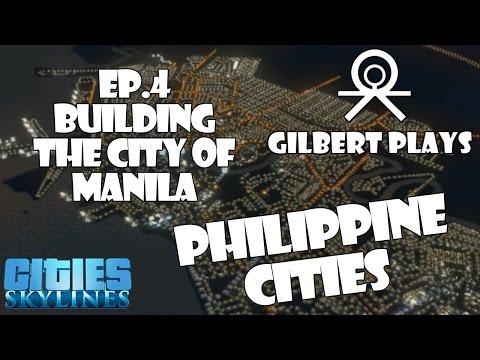 Philippine Cities Metro Manila ep 4 Building Manila City