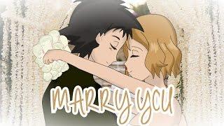 ღ♥♪♫ M@RRY Y0U SERENA! // Amourshipping [Ash & Serena]ღ♥♪♫