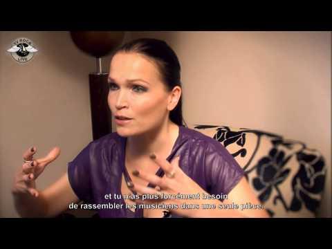 Tarja Turunen - Interview Paris 2013 [HD] - TV Rock Live -  Traduction en Français