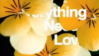 MONDO GROSSO - Everything Needs Love feat. BoA