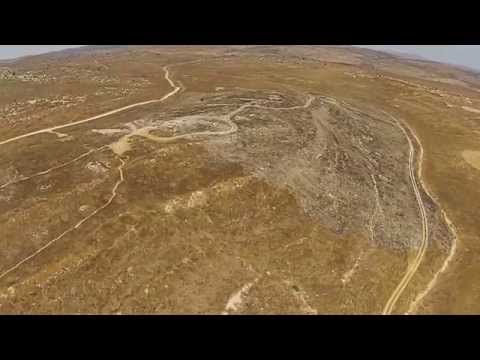 Tel 'Eton Aerial View (Biblewalks.com)