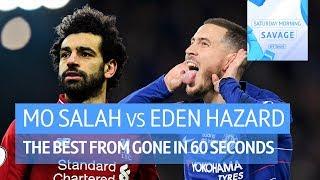 Has Solskjaer peaked? Hazard or Salah? | Gone in 60 Seconds | SaturdaySav