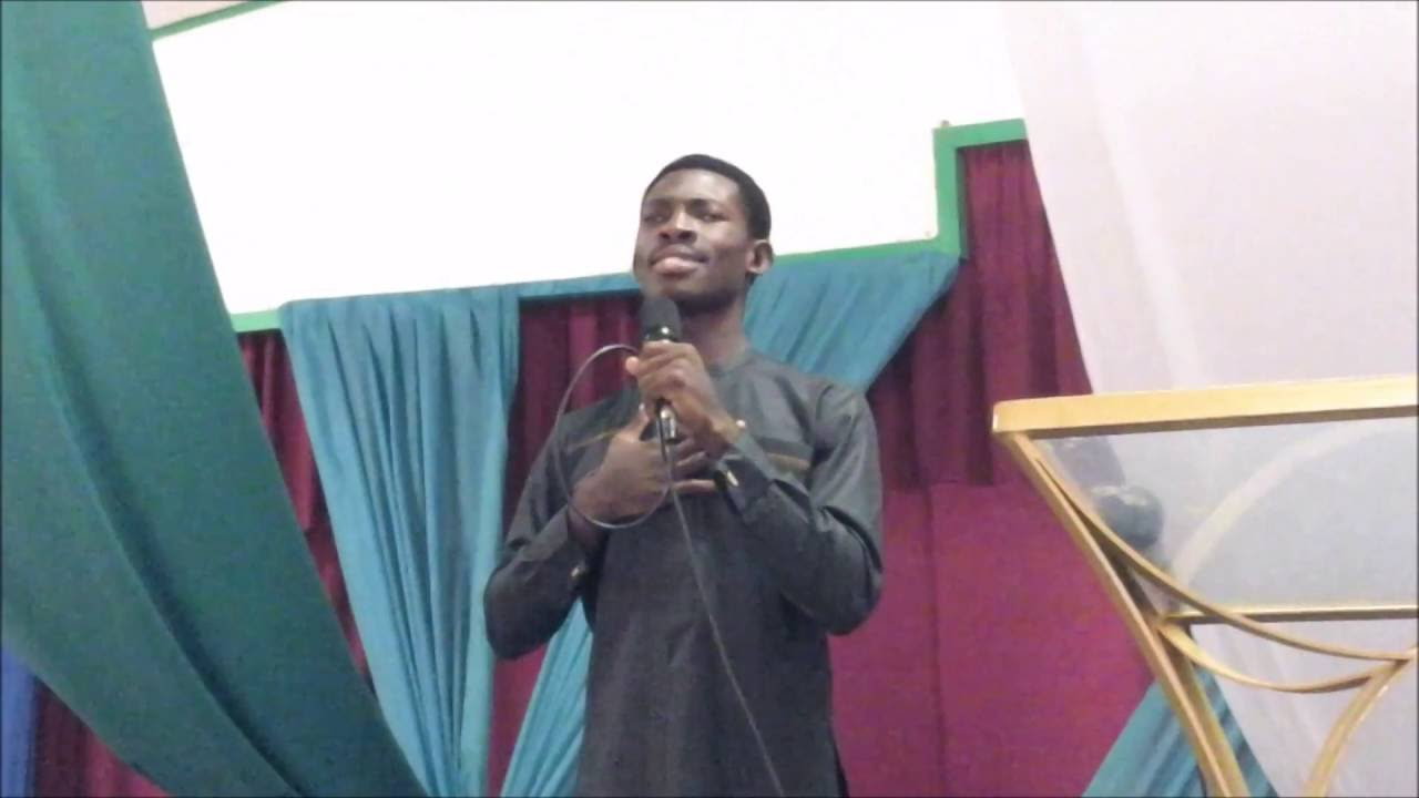 Download I Pledge To Nigeria My Country    Spoken Word