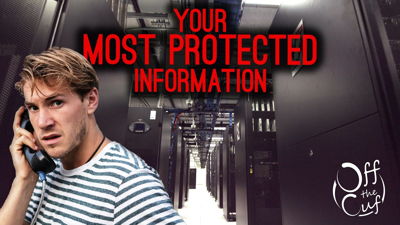 The UNDERGROUND CLOUD - The World's Most Secure Data Center