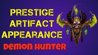How To Get Demon's Touch SKIN for DEMON HUNTER!