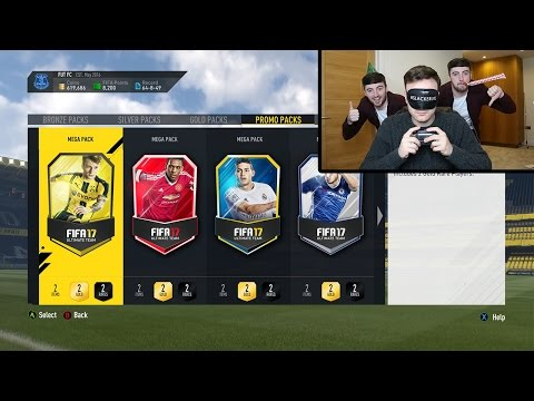 GOOD VS EVIL SPECIAL PACKS!!! Fifa 17 Special Pack Opening