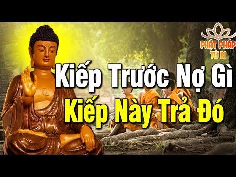 Kiếp Trước Nợ Gì Kiếp Này Trả Đó -  Phật Dạy Nhân Quả Báo Ứng Không Trừ Một Ai #mới nhất