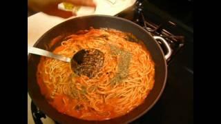 Whole Wheat Vegetable Marinara Pasta